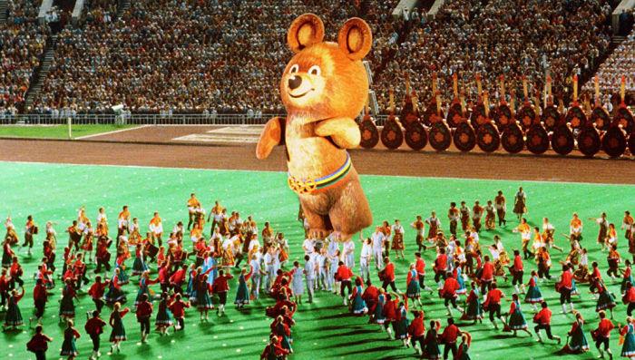 XXII летние Олимпийские игры проходили в Москве с 19 июля по 3 августа 1980 года. /Фото: cdn23.img.ria.ru