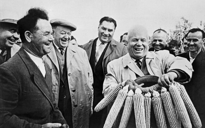 У Хрущева были свои мысли по поводу преодоления продовольственного кризиса. /Фото: regnum.ru