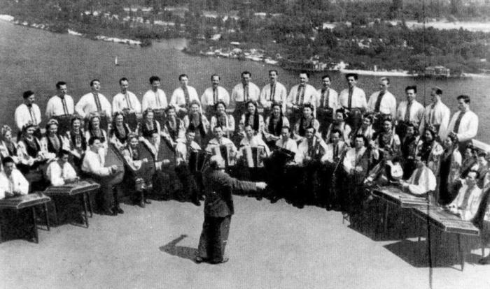 Григорий Гурьевич возглавлял знаменитый хор почти до самой смерти./Фото: st.violity.com