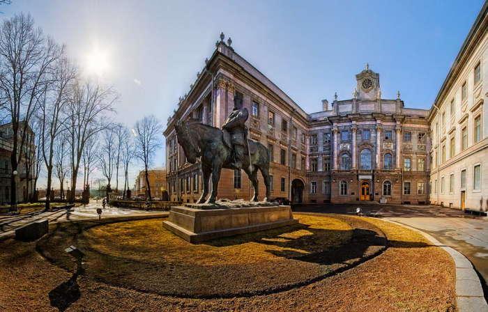 Мраморный дворец в Санкт-Петербурге./Фото: ruspalace.ru