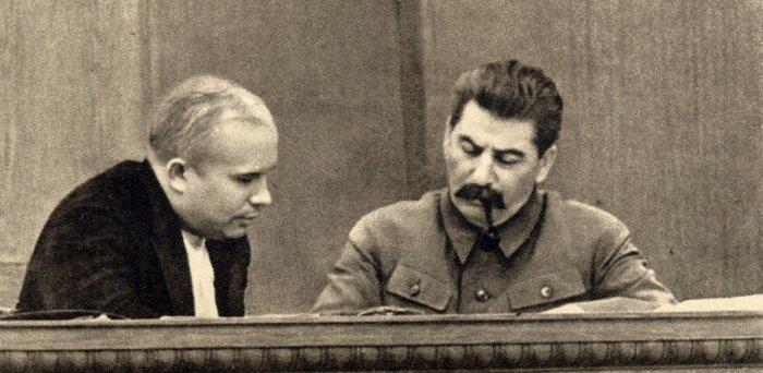 Высокое положение Хрущева не повлияло на судьбу его невестки./Фото: 4.bp.blogspot.com