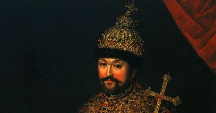 Михаил Фёдорович Романов (1596—1645) — первый русский царь из династии Романовых./Фото: moi-goda.ru