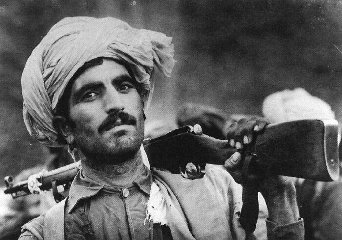 Дождавшись выхода советского контингента, моджахеды взяли Кабул. /Фото: ic.pics.livejournal.com