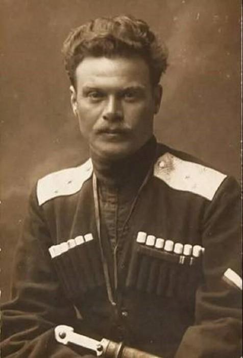 Шкуро Андрей Григорьевич. /Фото: i.mycdn.me