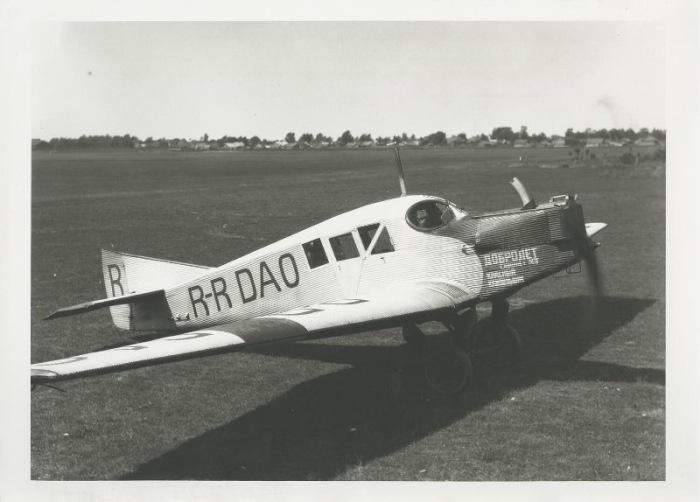Первые самолеты «Добролета» были иностранными. /Фото: i.pinimg.com