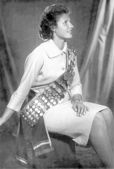 Достижения Инги Артамоновой покорили весь мир./Фото: videoboom.cc