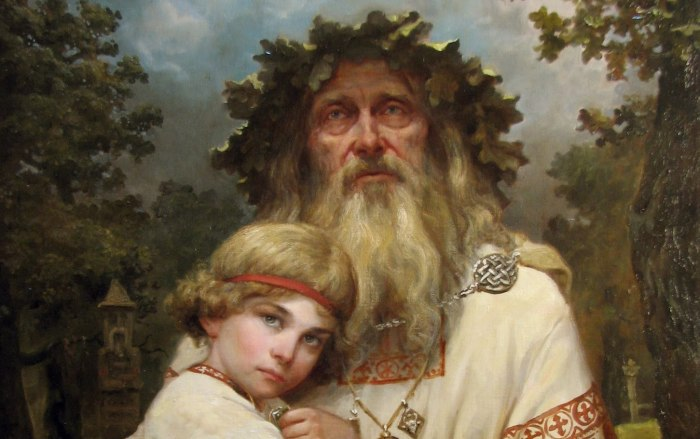 Предания старины глубокой: от каких недугов могли спасти древние лекари.
