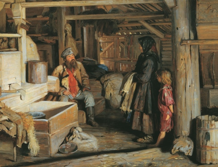 В народе считали, что мельник может принести человека в жертву. /Фото: vsdn.ru