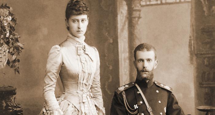 Великие князь и княгиня Сергей Александрович и Елизавета Фёдоровна./Фото: foma.ru