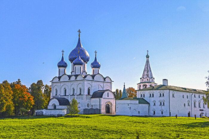 Так выглядит Суздальский собор. /Фото: s2.fotokto.ru