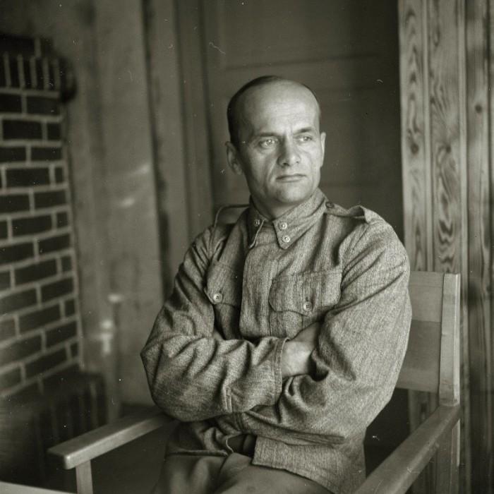 Подполковник Миеттинен, отказавшийся сдаваться немцам./Фото: ic.pics.livejournal.com
