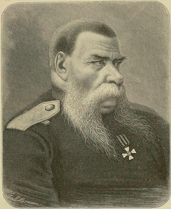 Страх врагу внушал один только внешний вид Бакланова. /Фото: vladmuz.ru