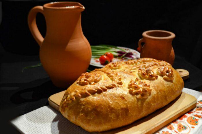 В старину обед начинали с пирогов. /Фото: мояоколица.рф