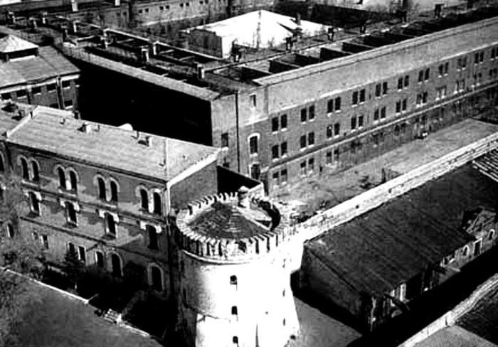 Губернский тюремный замок (Бутырская тюрьма)./Фото: avatars.mds.yandex.net