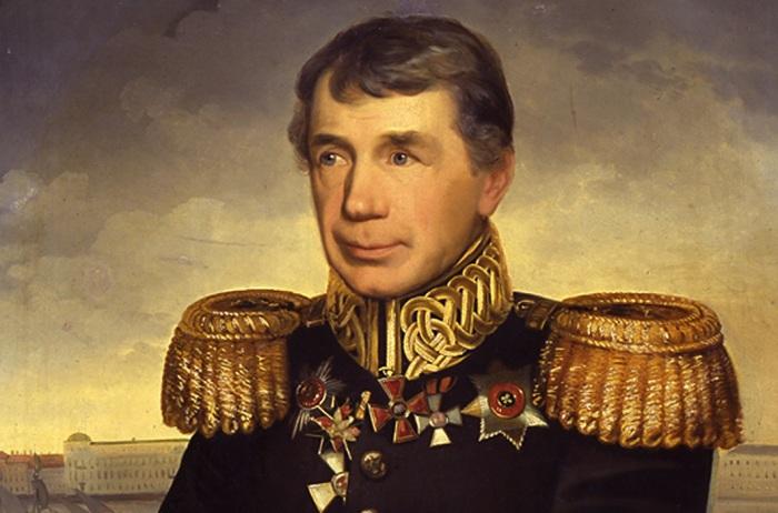 Толстой сбежал на корабле, которым командовал Иван Крузенштерн. /Фото: upload-1ea6d5d5724ca2cef6f86e49c4cece1e.hb.bizmrg.com