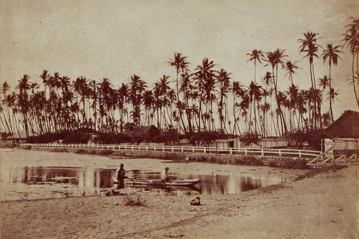 Гавайи (ок. 1890 г.). /Фото: cdni.rbth.com