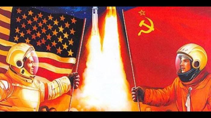 Столкновение двух держав в «холодной войне» длилось десятилетиями./Фото: cont.ws