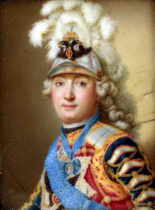 После подавления восстания для наведения порядка правительство направило в Москву войска под командованием Григория Орлова./Фото: pbs.twimg.com