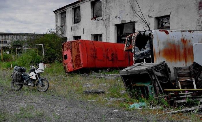Сегодняшние городские картинки Кадыкчана./Фото: world-fact.ru