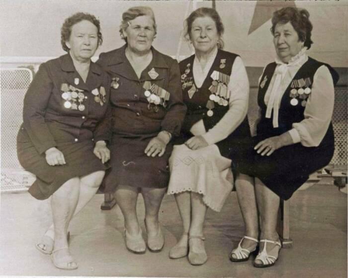 Послевоенные ветеранские встречи. /Фото: topwar.ru