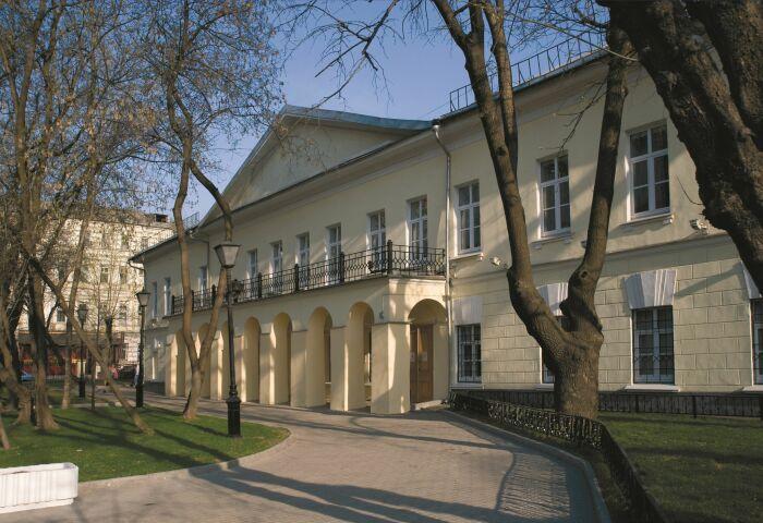 В доме, расположенном на Никитском бульваре прошли последние годы Гоголя. /Фото: culture.ru