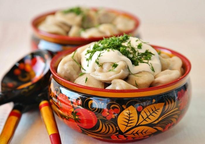 Пельмени – вкусное и сытное блюдо. /Фото: mir-da.ru