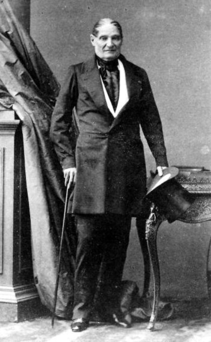 Жером Бонапарт – король Вестфалии, младший брат Наполеона I Бонапарта./Фото: pbs.twimg.com