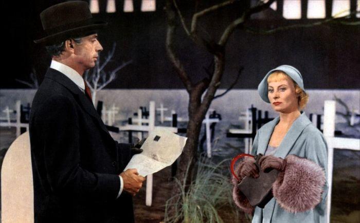 Кадр из фильма «Ночная Маргарита», снятого в 1955 году по мотивам романа Пьера Мак-Орлана./Фото: f.kinozon.tv