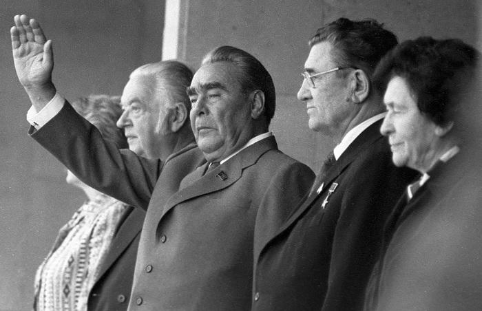 Брежнев подумывал уклониться от проведения Олимпиады, но это выглядело бы геополитическим провалом. /Фото: s79369.cdn.ngenix.net