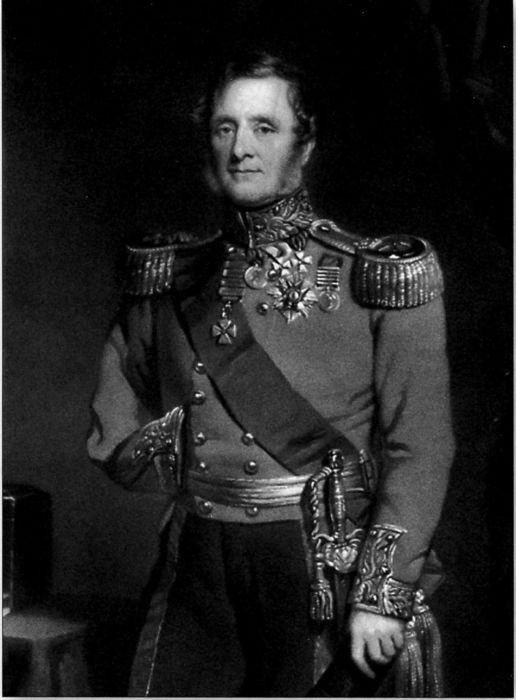 Фельдмаршал Фицрой Джеймс Генри Сомерсет, барон Реглан./Фото: www.krimoved-library.ru