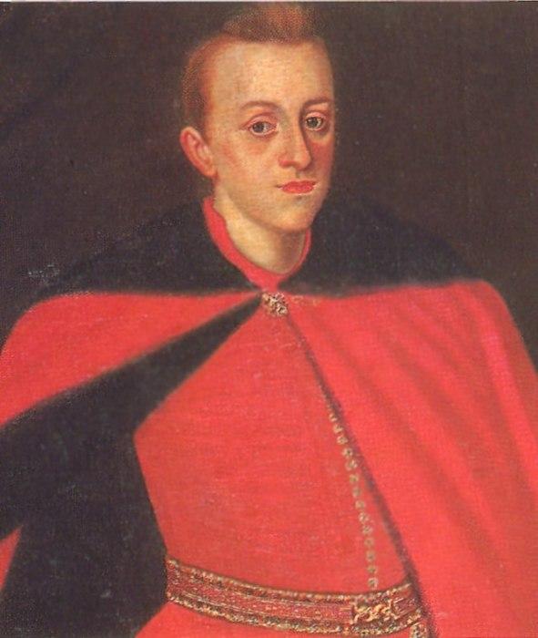 Юный Владислав Жигимонтович, он же польский королевич Владислав Ваза./Фото: upload.wikimedia.org