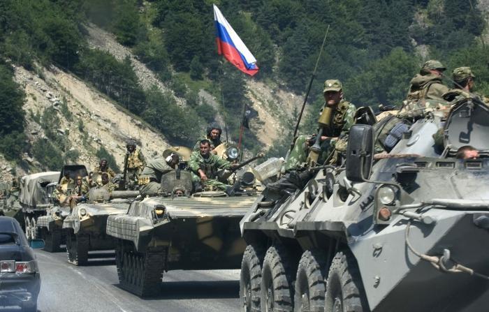 Уровень конфликта потребовал вмешательства российской армии./Фото: fb.ru
