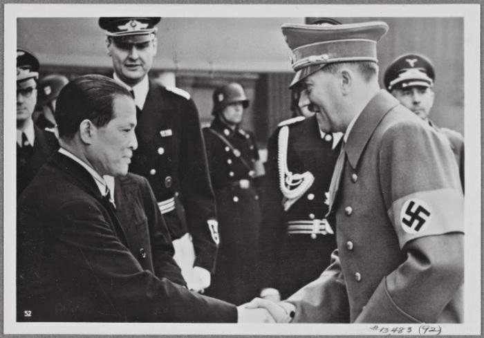 Выбор японского императора. /Фото: 3.bp.blogspot.com