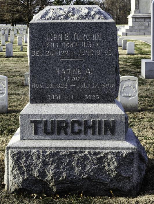Генеральская могила в США./Фото: omiliya.ru