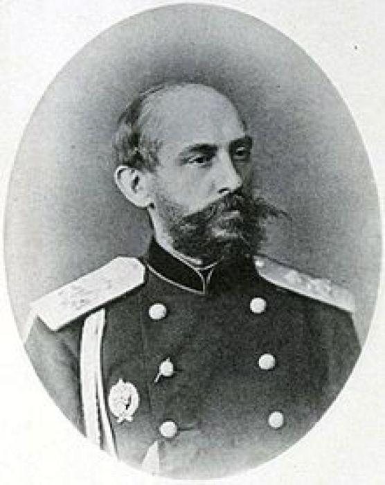 Н. И. Бобриков, генерал свиты Е. И. В., 1878 год./Фото: cdn.turkaramamotoru.com
