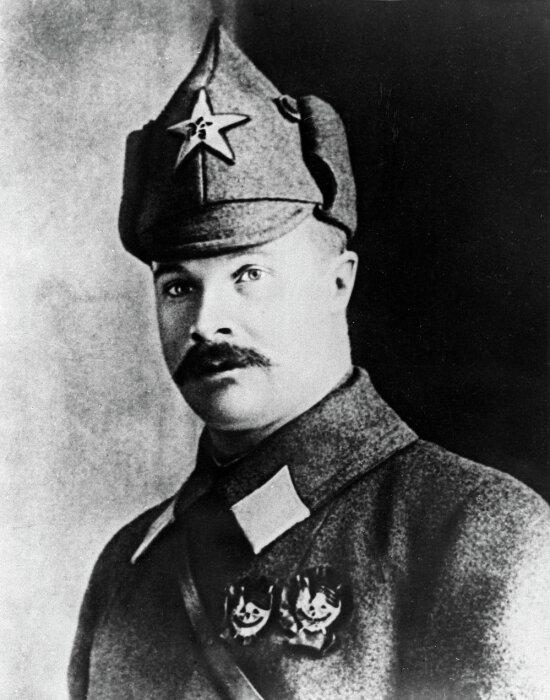 Большевик-романтик. /Фото: sputnik.kg
