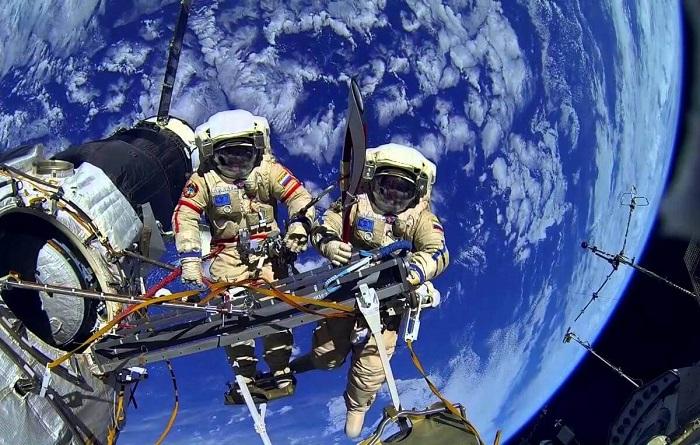 Космонавты одни из самых суеверных людей./Фото: paranormal-news.ru