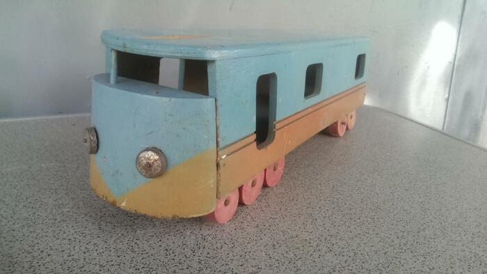 Детские игрушки делались из натуральных материалов. /Фото: static.auction.ru