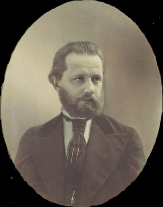 Петр Ильич Чайковский (1870 год) – самый знаменитый в мире русский композитор, любимец Александра III./Фото: cdn2.watson.ch