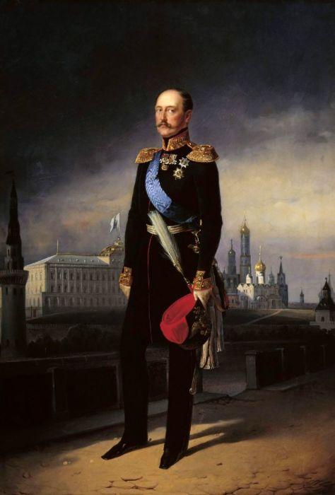 Император Всероссийский Николай I./Фото: artchive.ru