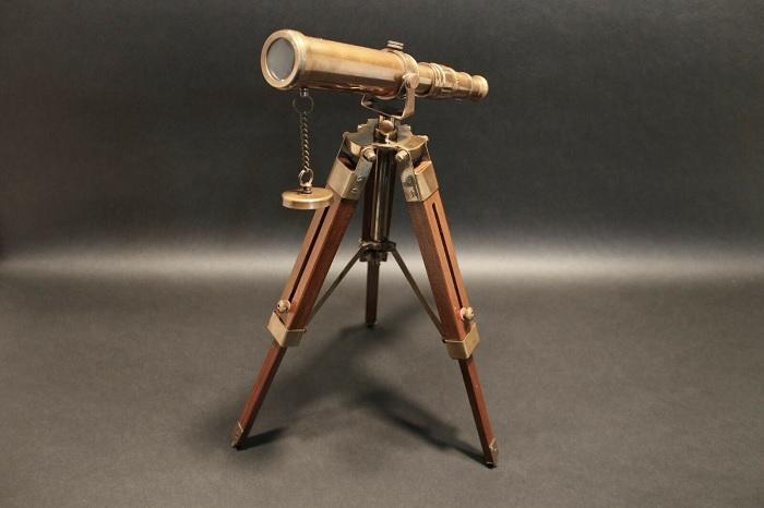 Для царя был заказан телескоп в Дании. /Фото: i.ebayimg.com