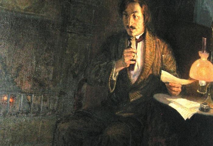 Существует версия, что Гоголь просто не написал второй том, так как у него был творческий кризис. /Фото: culture.ru