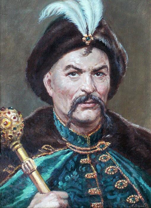 Первым к туркам обратился гетман Хмельницкий. /Фото: interesnyefakty.org