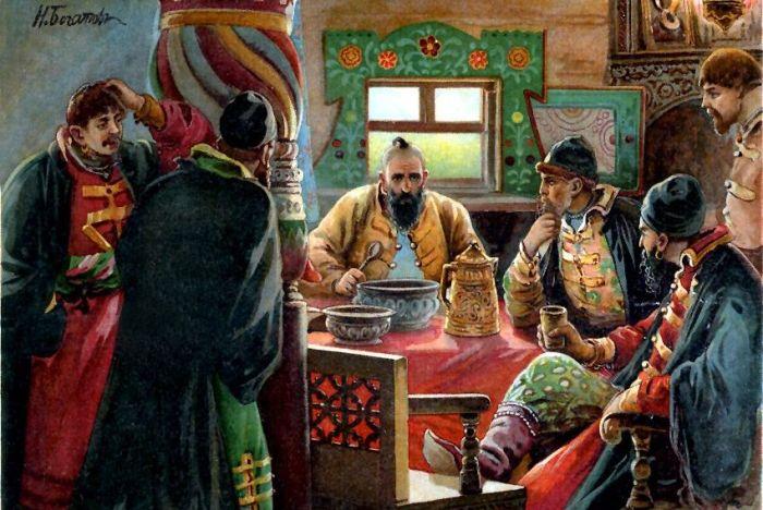Разбойник Кудеяр, предположительно старший брат Ивана Грозного./Фото: pics.meshok.net