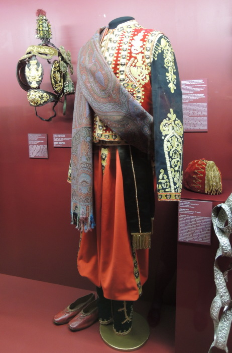 Парадный костюм придворного арапа./Фото: upload.wikimedia.org