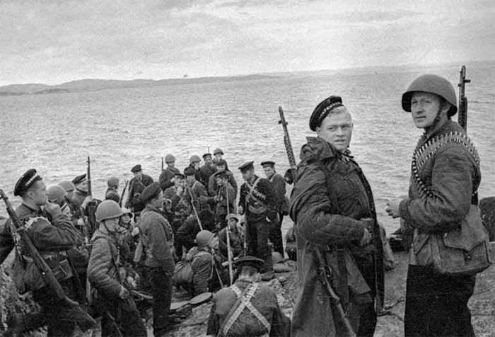 Освобождение Норвегии. /Фото: kandadipi.ru