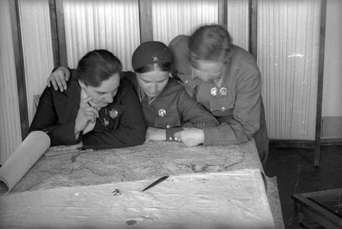 Изучение маршрута перелета. /Фото: 187011.selcdn.ru