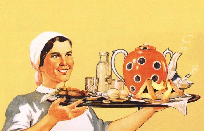 «Пассажирский салат» и другие культовые блюда, которые готовили советские женщины на Hовый год и не только