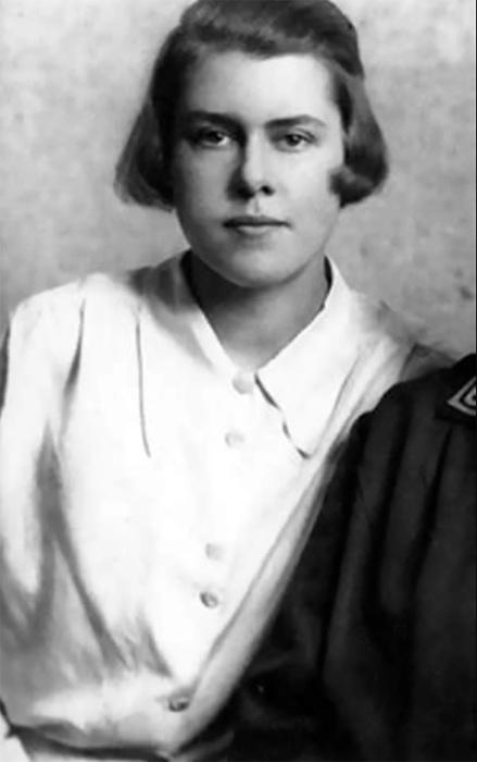 Мелита Норвуд – в будущем советская шпионка./Фото: thesun.co.uk
