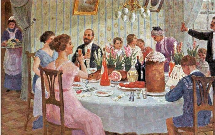 Иностранцы могли посещать бесплатные обеды, имея хорошие рекомендации. /Фото: radikal.ru